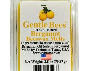 Bergamot Beeswax Melt