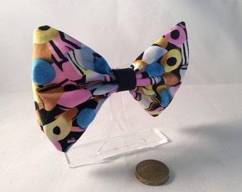 Liquorice Allsorts rockabilly hair bow