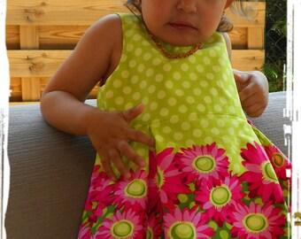 Spring baby dress was: LILI pink 6 months