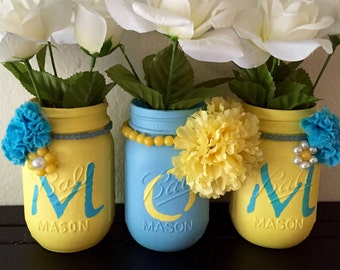 MOM Inspired Mason Jars