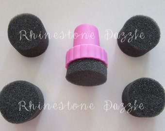 nail art sponges, nail design sponges, nail decoration, nail art, nail design