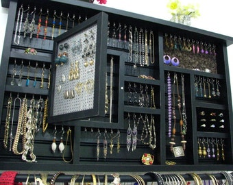 Large Dorm Room Jewelry Organizer