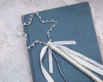 Wand   Ribbon Wands   Wedding Wands   Fairy Wand   Flower Girl Wand   Flower Girl Gift