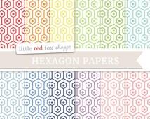 articles populaires correspondant hexagon wallpaper sur etsy. Black Bedroom Furniture Sets. Home Design Ideas