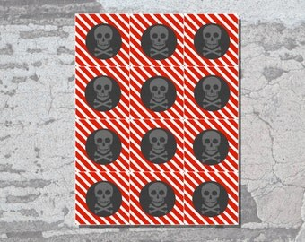 Pirate Printable Party Circles
