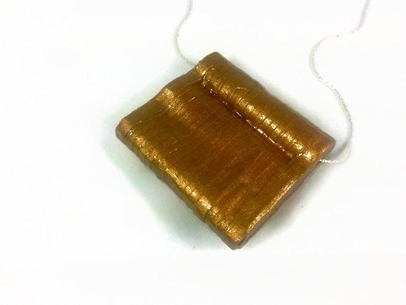 Celine Inspired Necklace Celine Inspired Gold Pendant