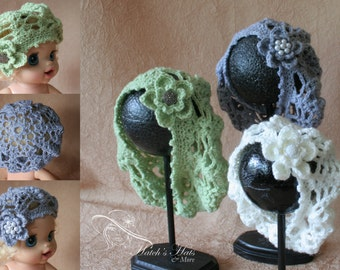 CLEARANCE - Vintage Inspired Beret - Babies