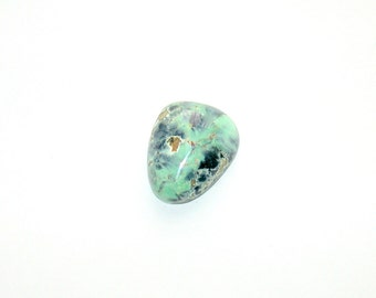 TURQUOISE CABOCHON, NATURAL turquoise, Apache turquoise, designer cabochon, spiderweb turquoise,Nevada turquoise,loose turquoise cab,24.33ct