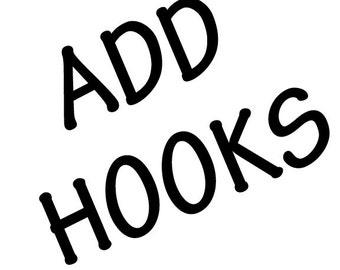 Add On Double Hooks