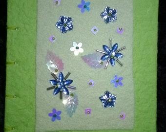 Journal Notebook A6 Handmade