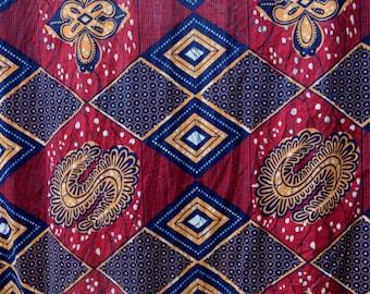Vintage Indonesian Fabric