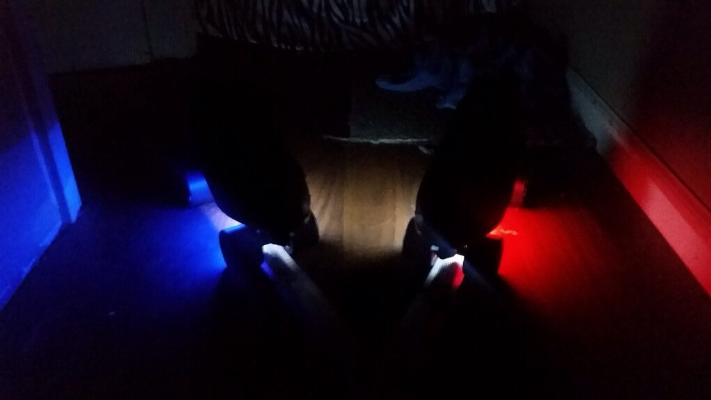 Daisy Chain Rollerbrights Led Lights For Skates