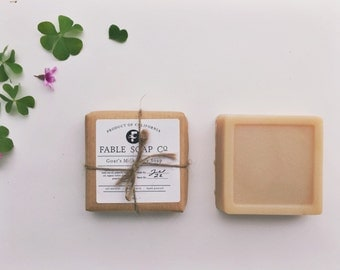 Fable Soap Co. Goats Milk Soap