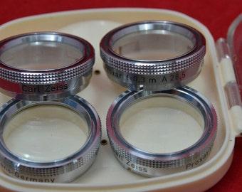 Zeiss |Ikon clos-up lenses 28,5 mm