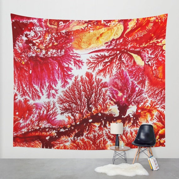 Items Similar To CORAL REEF 1 Tapestry (Indoor/Outdoor