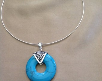 Necklace wheel of fortune
