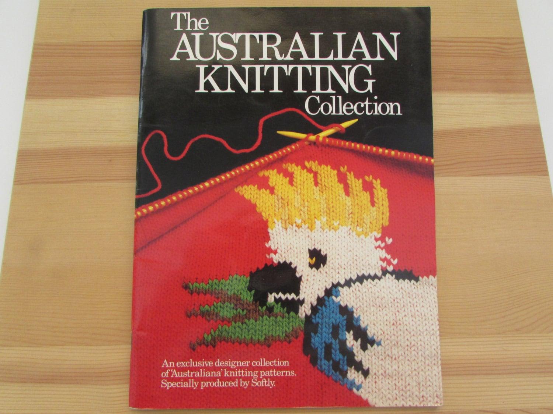 Australian Knitting Patterns : Vintage knitting patterns 1980s The Australian Knitting
