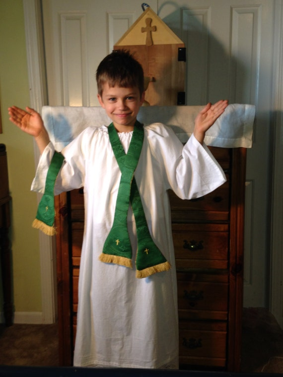 Vestments for Juniors