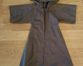 Jedi robe for babies / toddlers