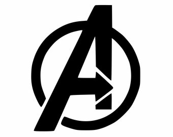Avengers Decal, Avengers Decal for your mac, Avengers decal for cell phone, Avengers, decals for car, decal for windows, Avengers decals
