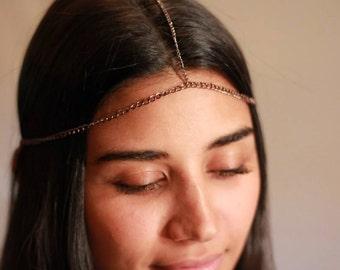 Rusten - Minimal Chain Crown