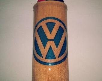 Volkswagen Bic Lighter Case Holder Sleeve Cover