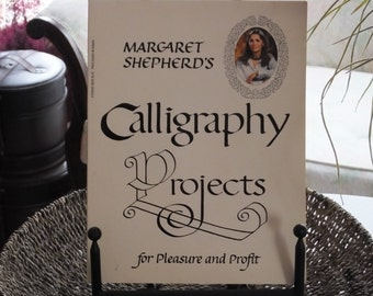 Calligraphy Projects Etsy