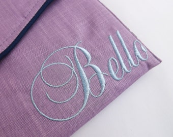 Add-On: Personalized Embroidered NAME