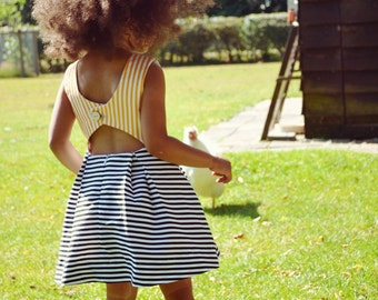 The Rebel Girl Party Dress