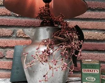 Vintage water lamp