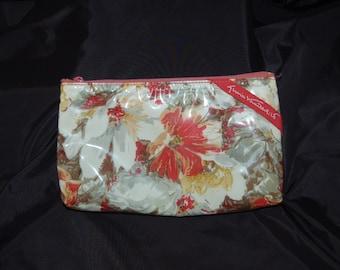 Gloria Vanderbilt makeup purse