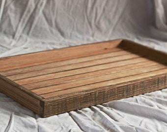 Rustic tray