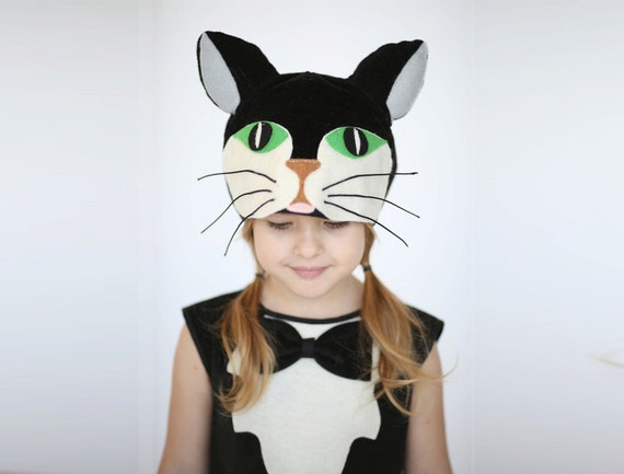 Cat Hat Costume For Girls