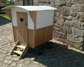Gypsy Shepherd Chicken coop
