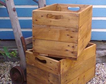 Storage Box (vintage-style)