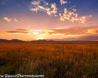 Photo Art - Sunset Photography