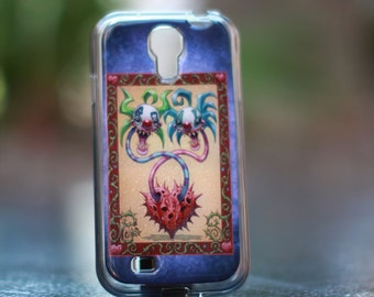 Killer Klowns Samsung Galaxy S4  TPU Case/Cover