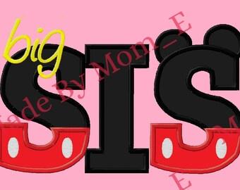 Mrs Mouse - big SIS