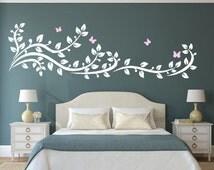 articles uniques correspondant pochoir bouleau etsy. Black Bedroom Furniture Sets. Home Design Ideas