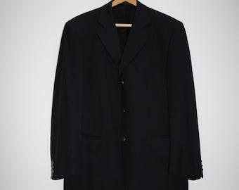 Vintage 1990s Navy Formal Jacket