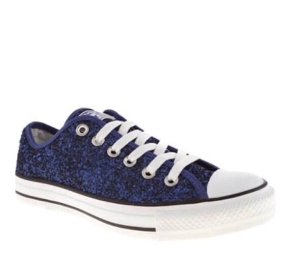 Buy Blue Canvas Shoes