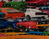 "Fleece Quilt Satin bound fleece Classic Cars blanket Throw Gender Neutral 30"" X 40"" non pill fleece double layered for warmth and comfort"