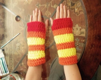 Autumn Arm Warmers