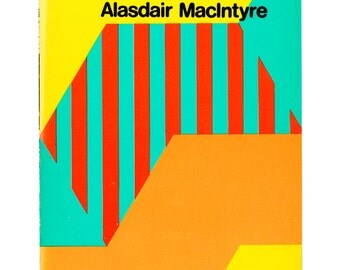 Marcuse by Alasdair Macintyre: a volume from Fontana's collectable 1970s landmark series on major 20th century thinkers
