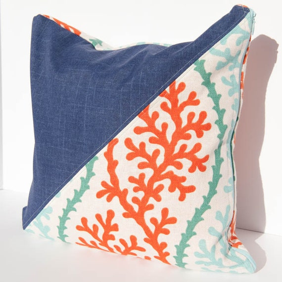 CLEARANCE: Throw Pillow Case Outdoor Throw Pillow Cover.