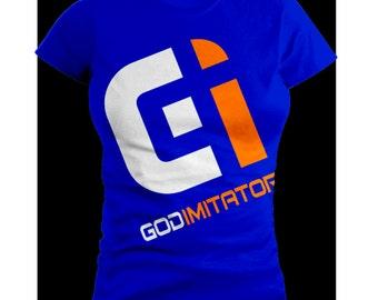 God Imitators logo tees