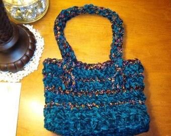 Crochet Purse / Crochet Handbag