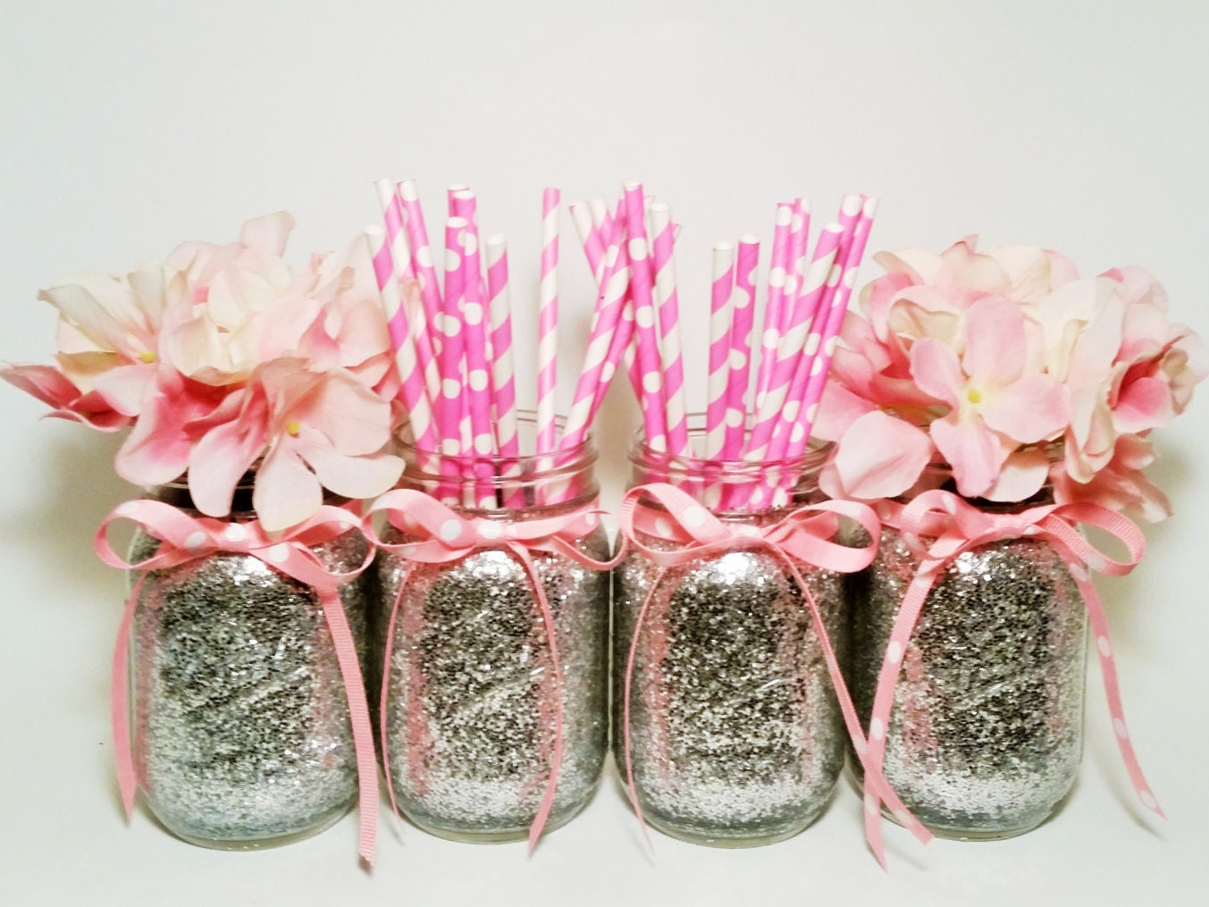 mason jars centerpieces baby shower decor mason jar by limeandco