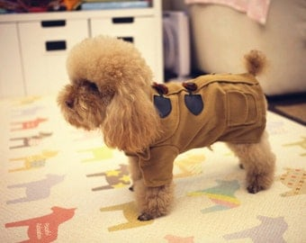 Winter fashion dog cloth, coat, vest