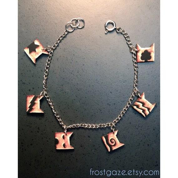 Cat Warrior Clan Jewelry